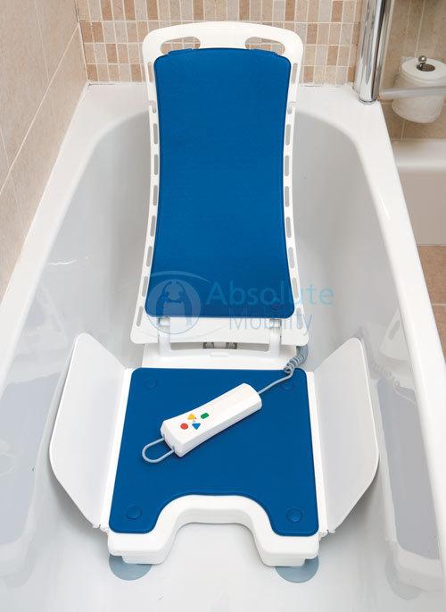The Bellavita bath lift