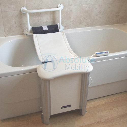 The Molly Bather bath lift