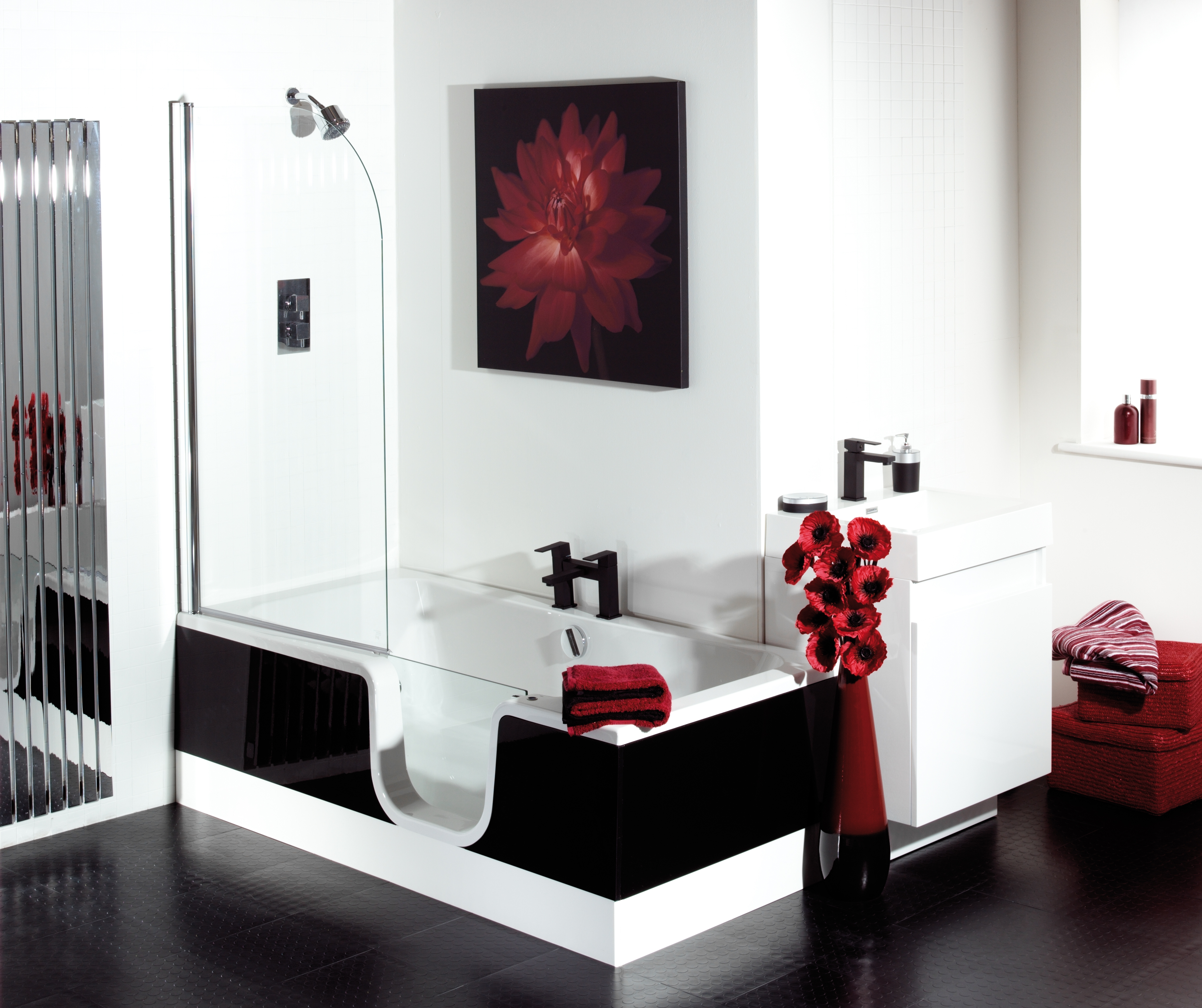A Range of Stylish Design Ideas for Accessible Bathrooms