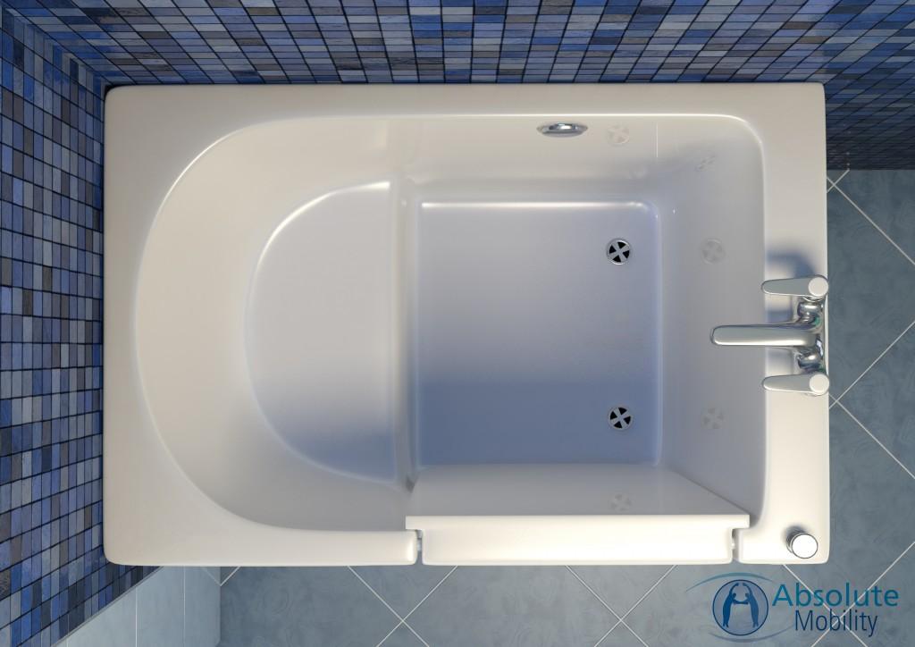 Affinity Tub Style Bath