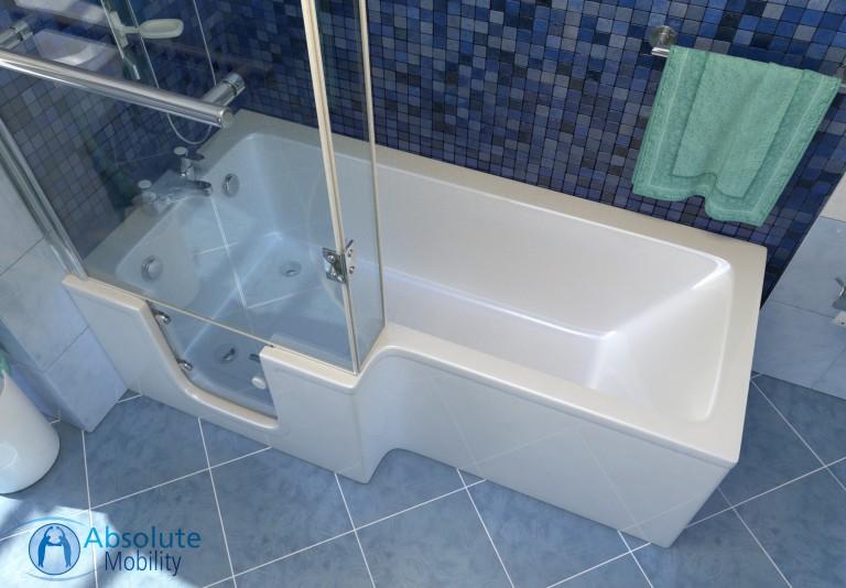 Savana walk in bath