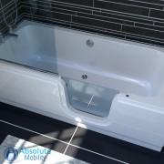 Talis Walk In Shower Bath