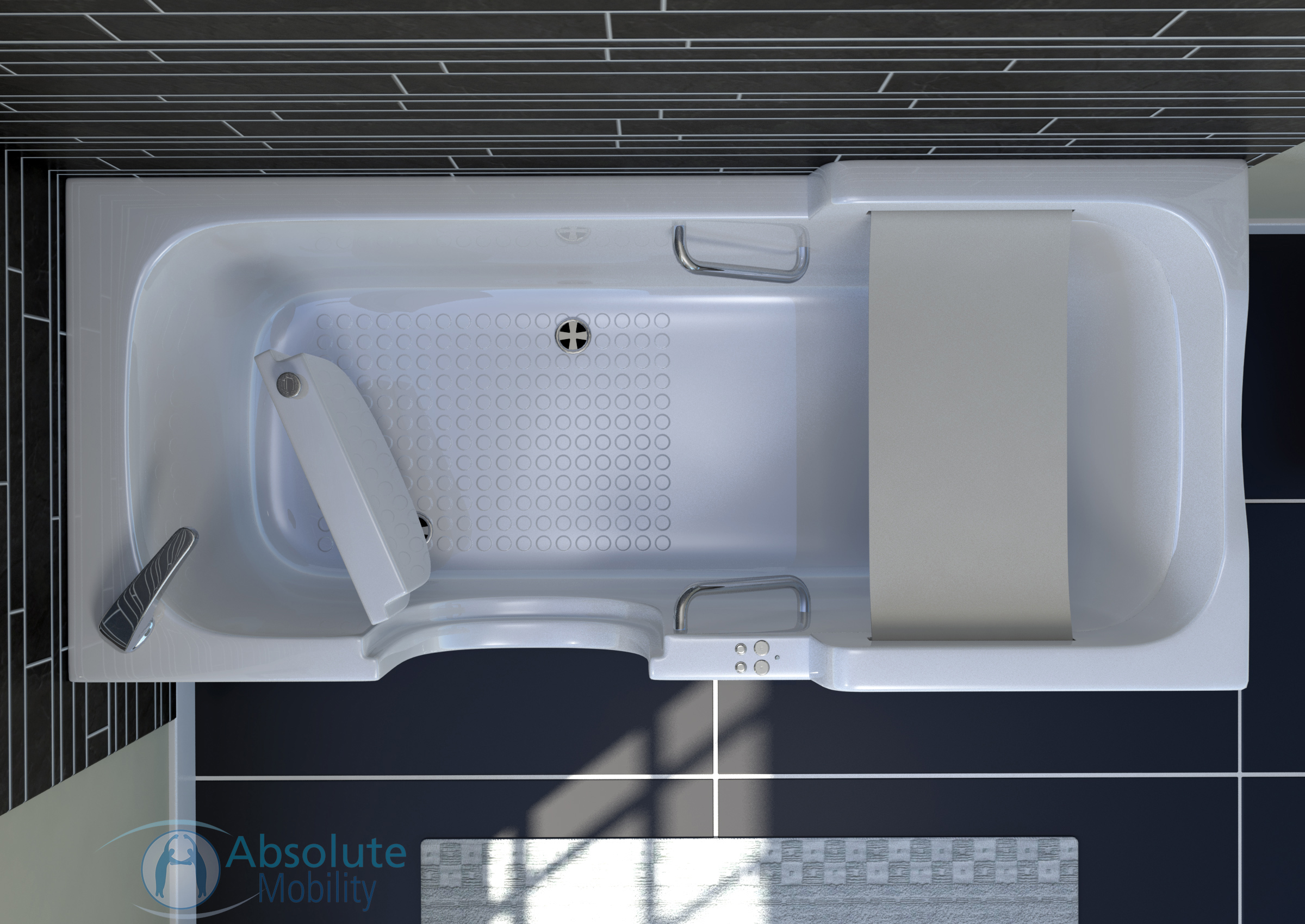 Luxor absolute mobility for Luxor baths