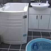 Ambience Tub Style Bath