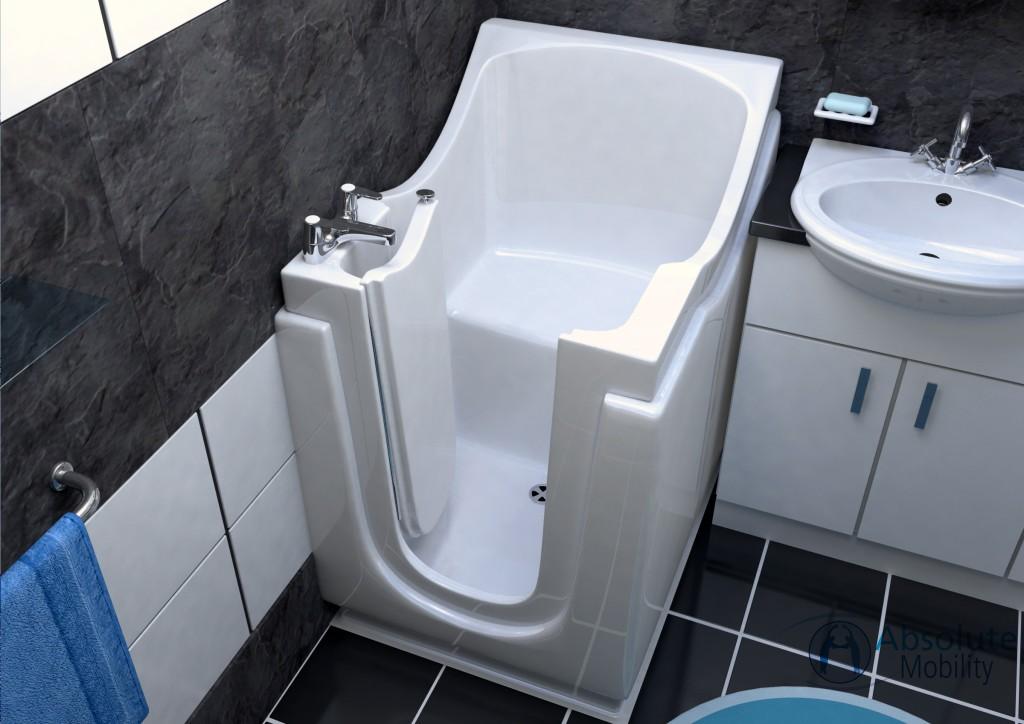 Little Gem Tub Style Bath