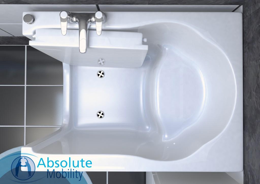 Maestro Tub Style Bath
