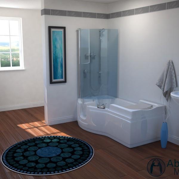 Paragon Lift Walk In Shower Bath