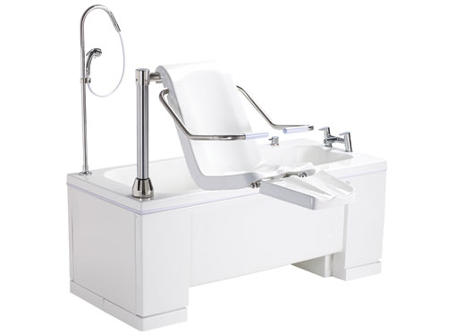 Alera – Fixed Height Bath With Leg-Lift