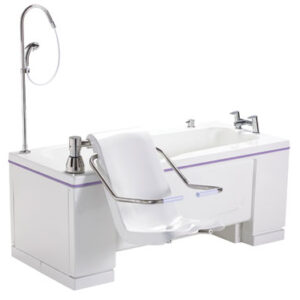 Talano fixed-height bathing system