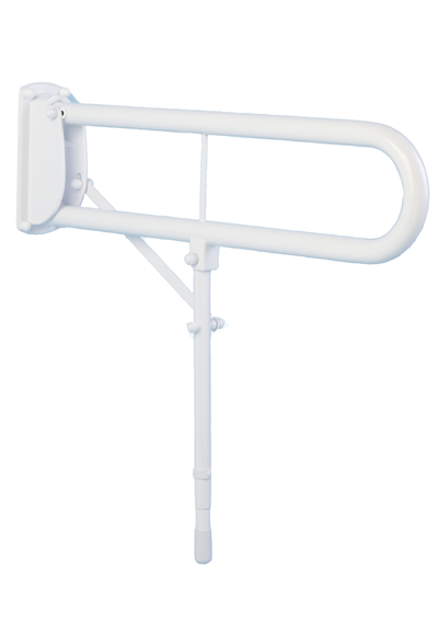 Hinged Arm Support with leg
