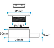 UPSW 3 Dimensions