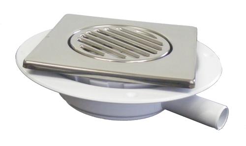 USG1 Round gulley adapter for Floor Tiles