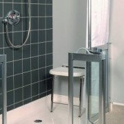 luxury level access shower