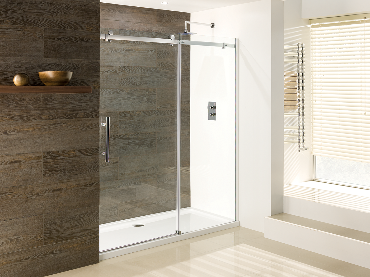 Absolute Mobility 39 S Range Of Luxury Walk In Showers