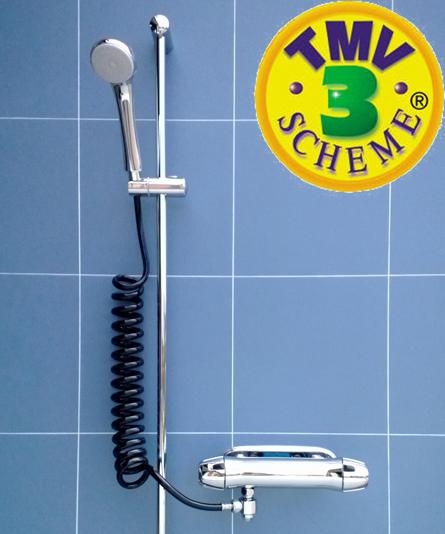 Eco-save Anti-Legionella Mixer Shower