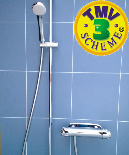 Eco-save Mixer Shower