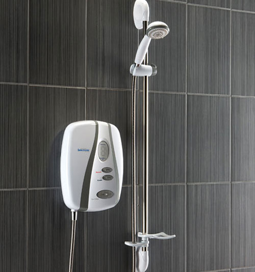 Electric and Mixer Showers