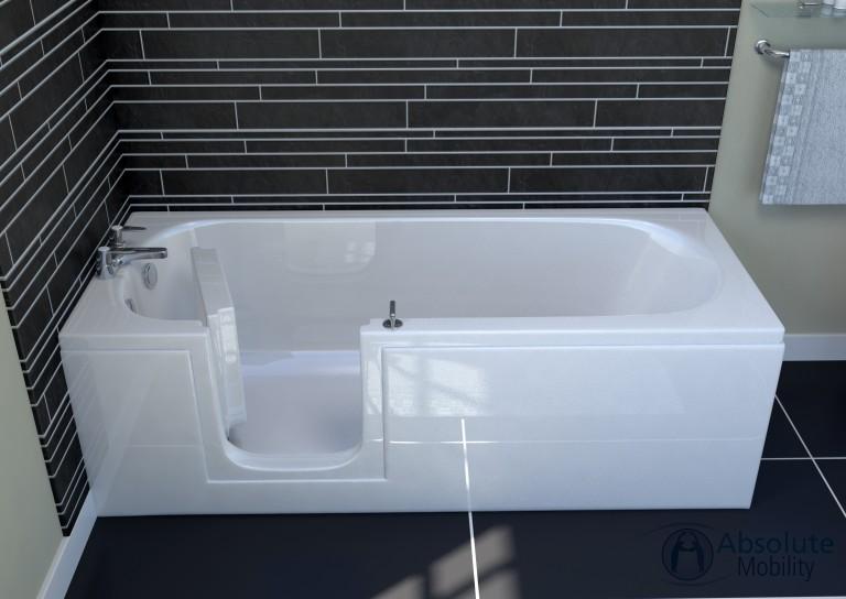 Avrail walk in bath