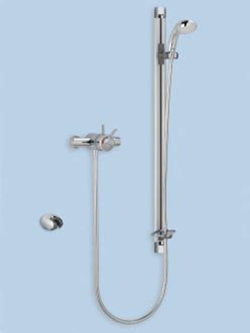 Mira Select Flex Mixer Shower Absolute Mobility