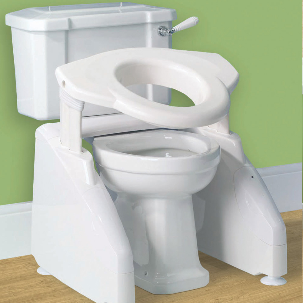 Mountway Solo Toilet Lift - Absolute Mobility