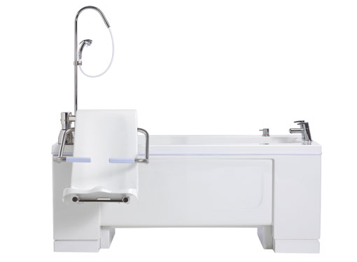 Gentona - Hi-Lo Bath With Transfer Seat