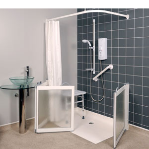 Level Access Shower Trays