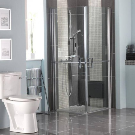 Larenco shower screen