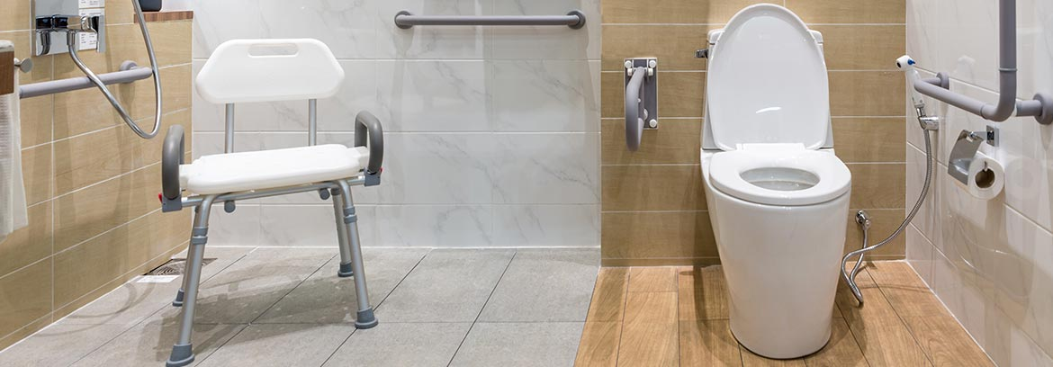 Wet Rooms for Care Homes