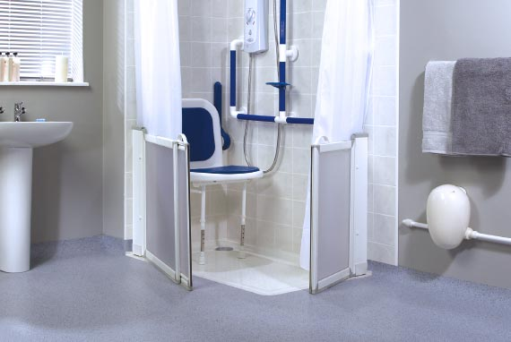 Supply And Installation Of Wet Rooms For Care Homes By
