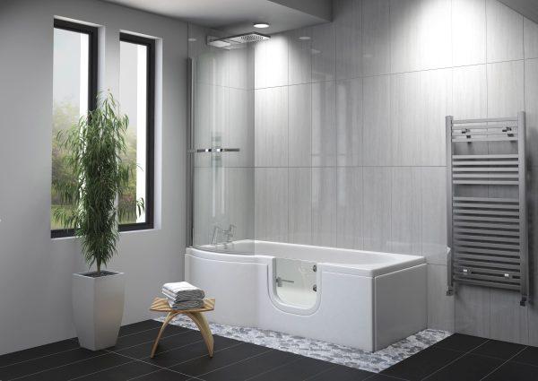 Carnelian Shower Bath