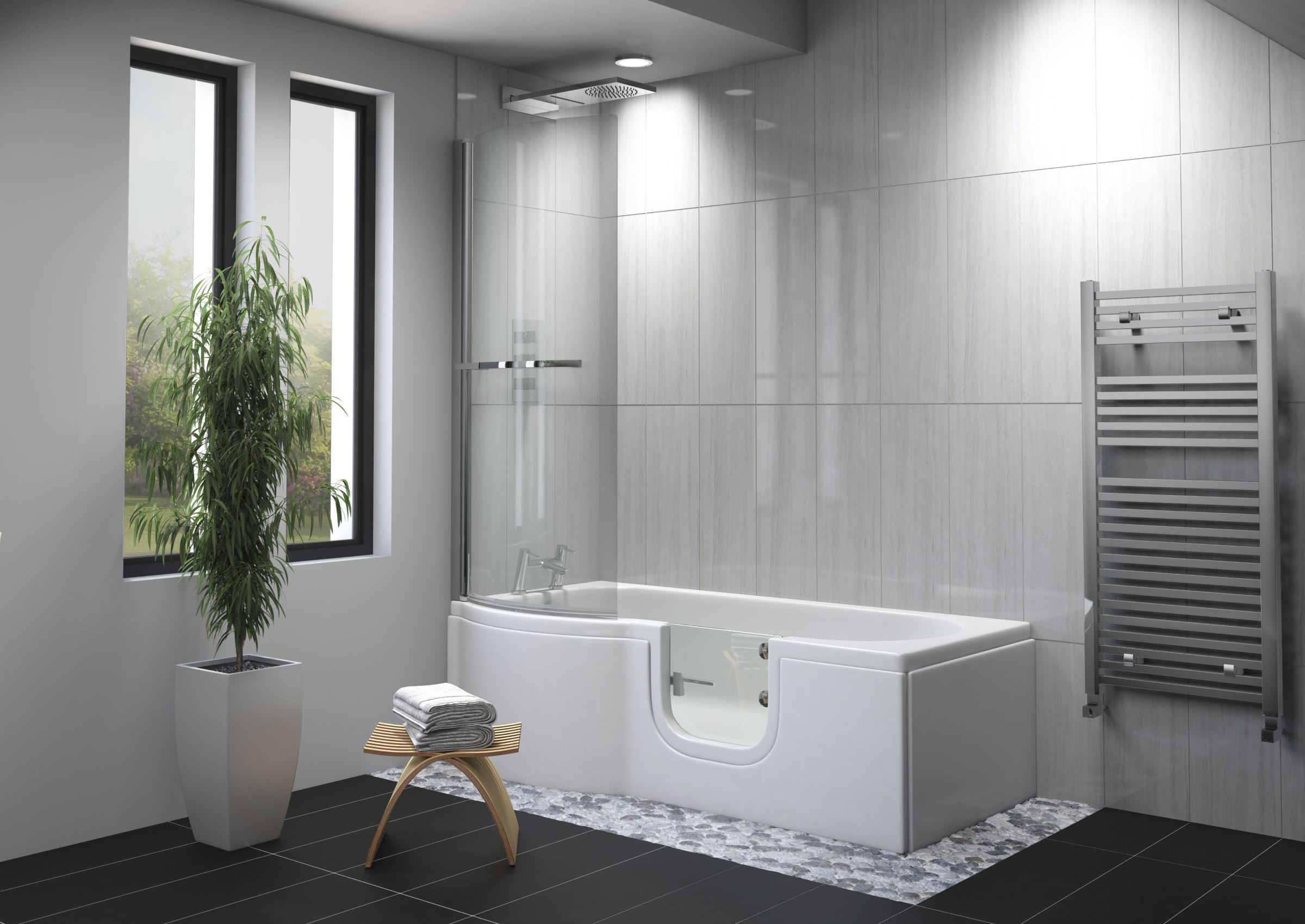 Carnelian Showerbath