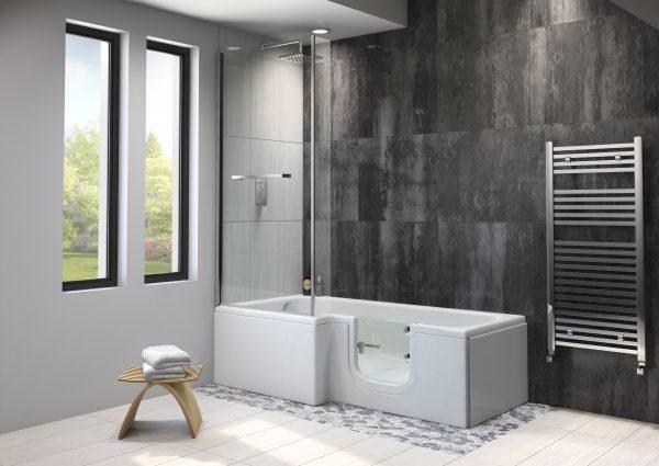 Larima Shower Bath