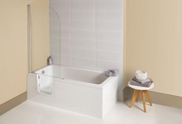 Lenis Shower Bath