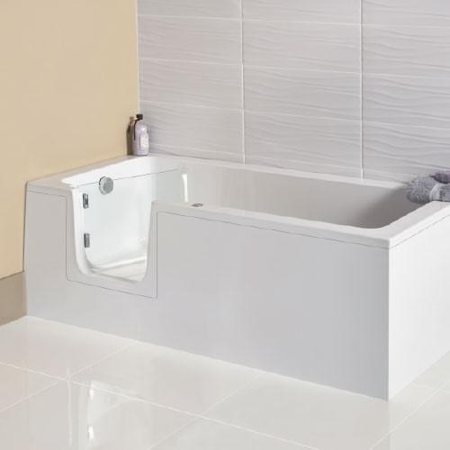 Lenis walk in bath