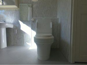 Close o matic toilet
