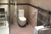 A Mobility Friendly Bathroom