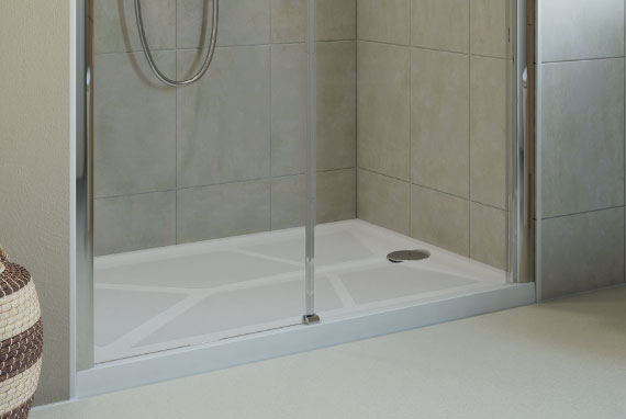 Step Free Shower Trays