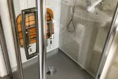 A Wet Room Style Shower